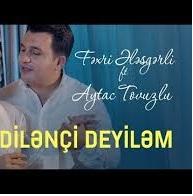 دانلود آهنگ ترکی فخری علسگری به نام دیلنجی دیلم