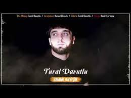 دانلود آهنگ ترکی جدید تورال داودلی به نام زمان دیشیر