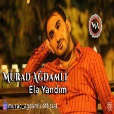 دانلود آهنگ ترکی مراد آغداملی به نام اله یاندم