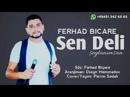 دانلود آهنگ ترکی فرهاد بیچاره به نام سن دلی شیطانیمسان