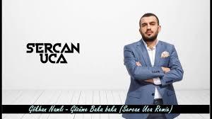 دانلود آهنگ ترکی گوکان ناملی به نام گوزومه باکا باکا