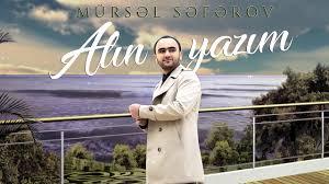 دانلود آهنگ ترکی مرسل صفر اف به نام آلین یازیم
