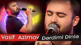 دانلود آهنگ ترکی ناهیده باباشلی و واسیف عظیم اف به نام دردیمی دینله