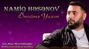 دانلود آهنگ ترکی نامیق حسنوف به نام عمرومه یازیم