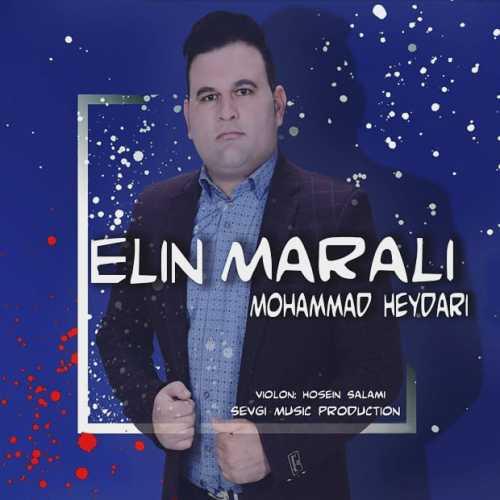 دانلود آهنگ ترکی محمد حیدری به نام ائلین مارالی