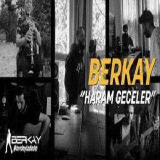 دانلود آهنگ ترکی برکای به نام حارام گجلر