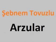 دانلود آهنگ ترکی شبنم تووزلو بنام آرزولار