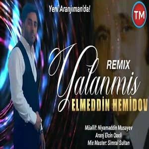 دانلود آهنگ ترکی علم الدین حمید ا بنام یالانمیش