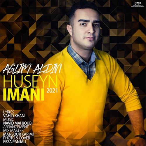 دانلود آهنگ ترکی حسین ایمانی بنام عاقلیم آلدین