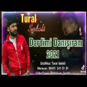 دانلود آهنگ جدید تورال صدالی بنام دردیمی دانیشیرام