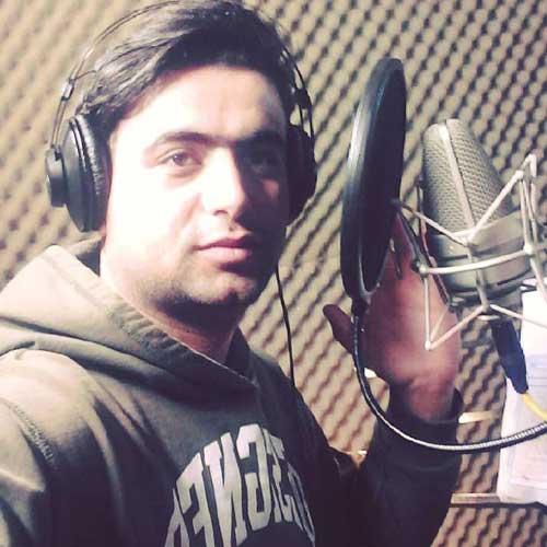 دانلود آهنگ جدید علی قنبری بنام داغلارو دلم یانووا گلم