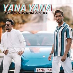 دانلود آهنگ ترکی کریم اورگنلی بنام یانا یانا